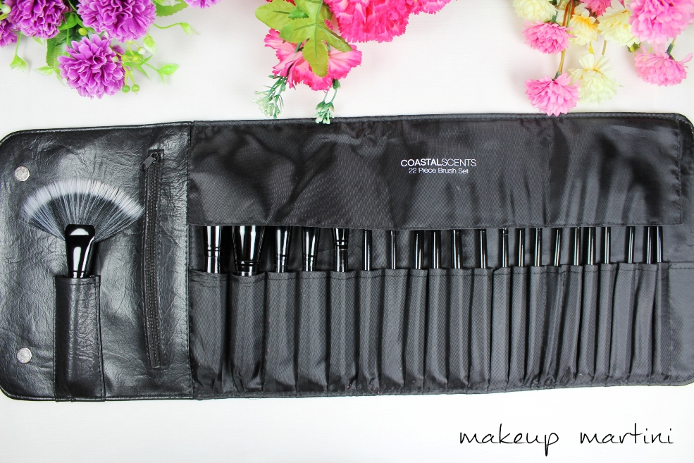 Coastal Scents 22 Piece Brush Set Review (3)