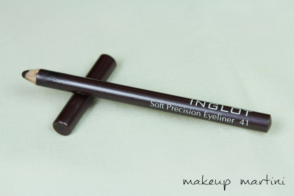 Inglot Soft Precision Eyeliner in 41 Review (3)
