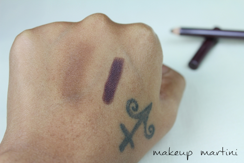 Inglot Soft Precision Eyeliner in 41 Swatches (2)