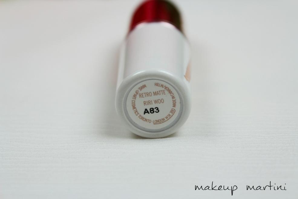 MAC Riri Woo Lipstick Review (6)