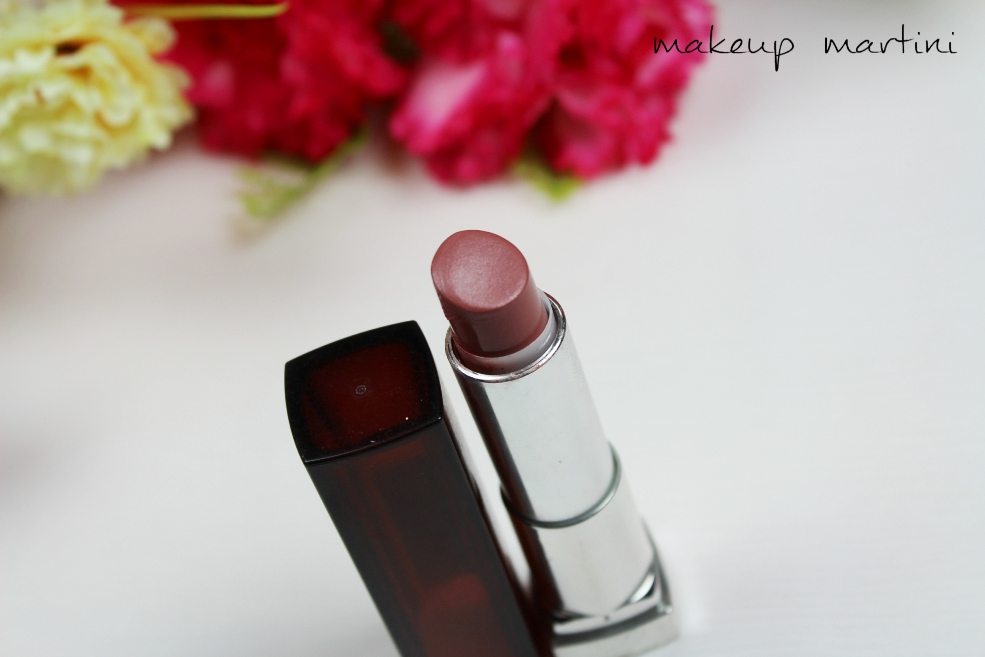 Maybelline Color Sensational Lipstick Totally Toffee Review (4)