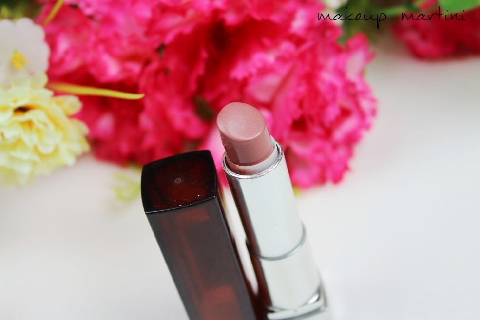 Maybelline Color Sensational Lipstick Totally Toffee Review (5)