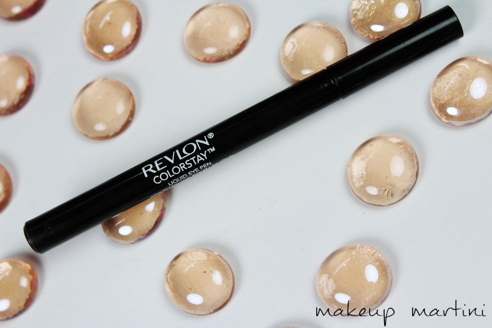Revlon ColorStay Liquid Eye Pen Review (2)