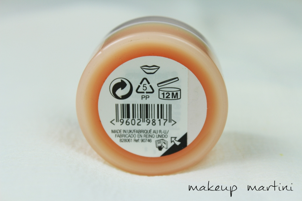 The Body Shop Born Lippy Watermelon Lip Balm Review (4)