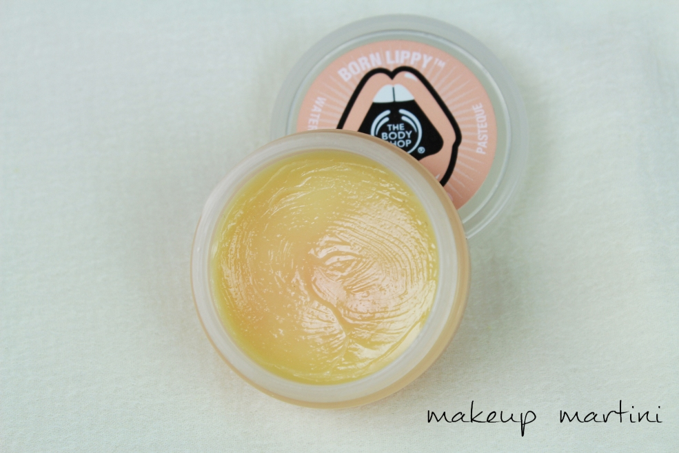 The Body Shop Born Lippy Watermelon Lip Balm Review (6)