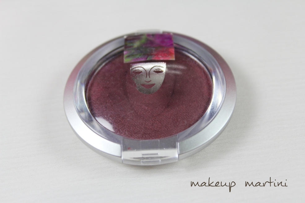 Kryolan Eyeshadow in Aubergine review (4)