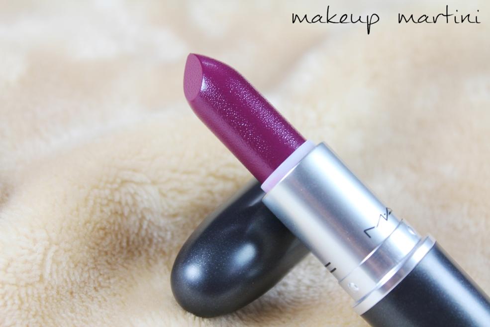 Popular MAC Lipsticks - MAC Rebel Lipstick