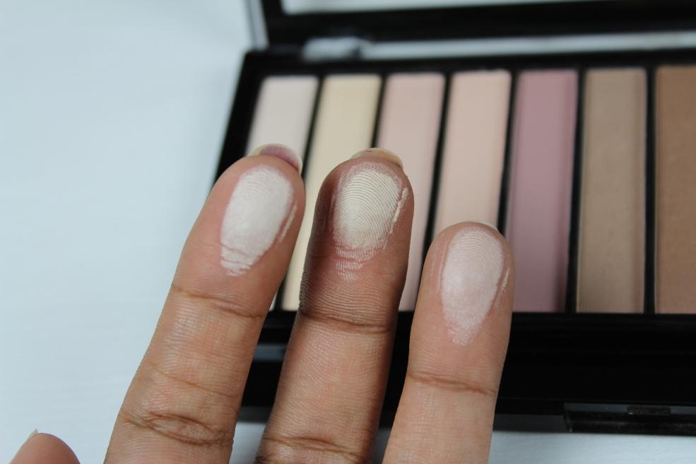Makeup Revolution Mattes 2 Palette (3)