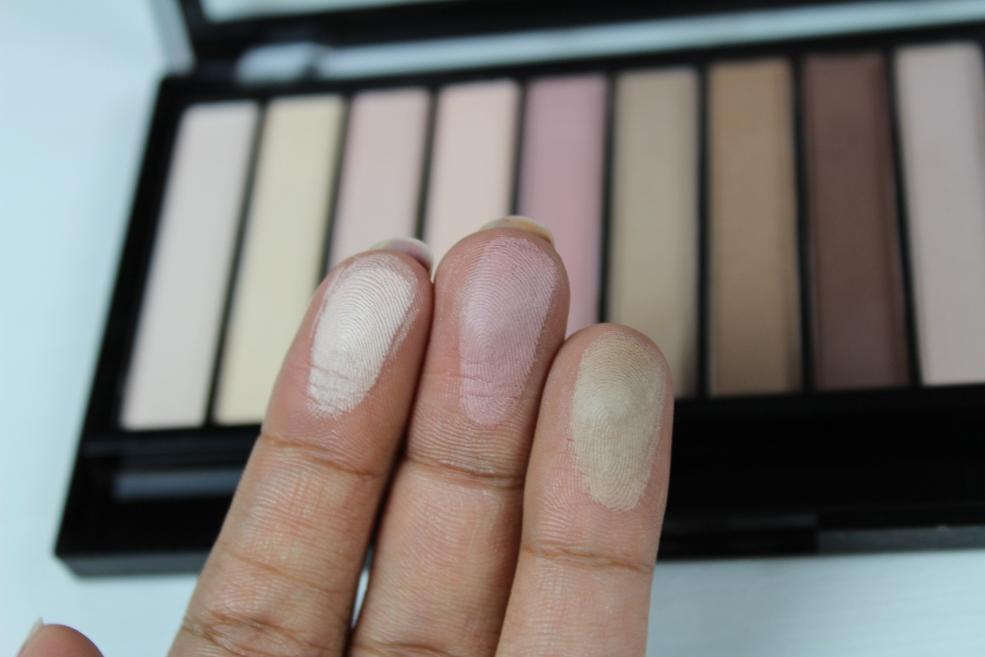 Makeup Revolution Mattes 2 Palette (4)