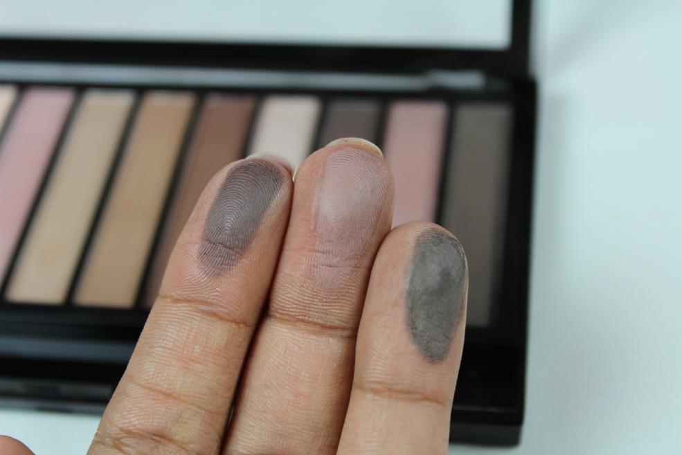Makeup Revolution Mattes 2 Palette (6)
