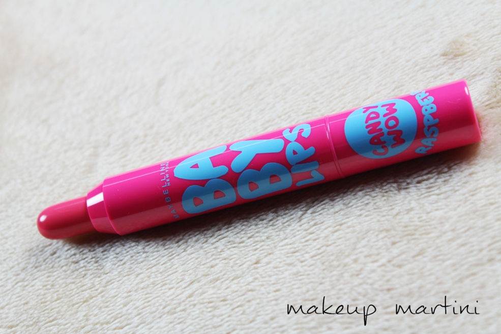 Maybelline Baby Lips Candy Wow Review (1)