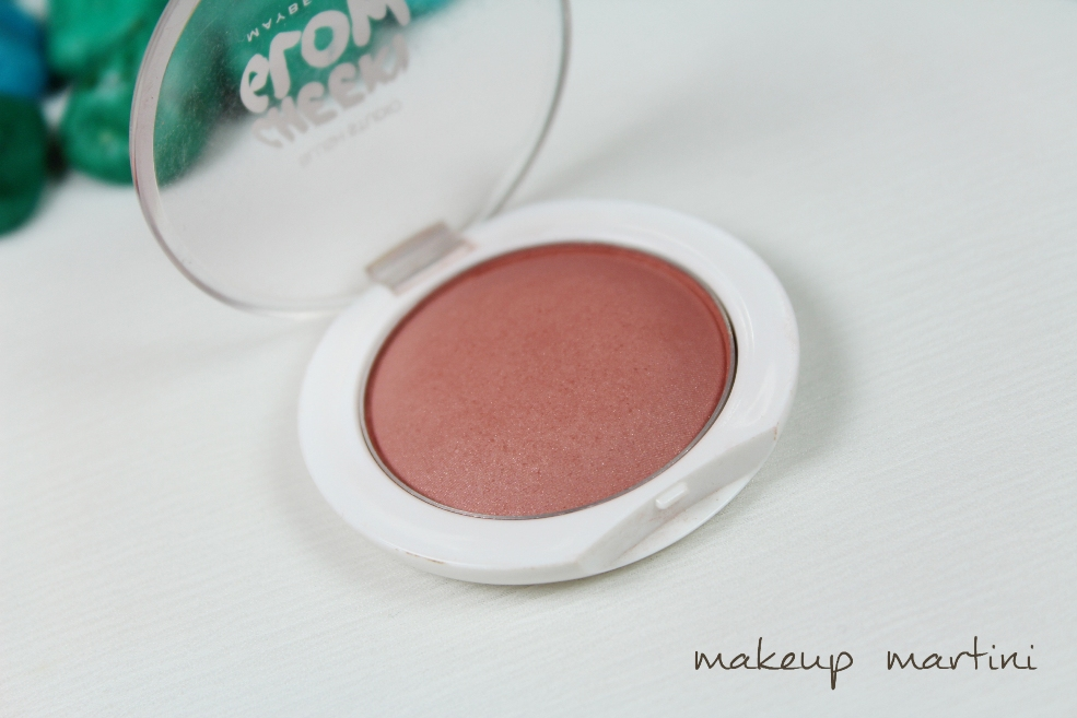 Maybelline Cheeky Glow in Creamy Cinnamon Review (1)