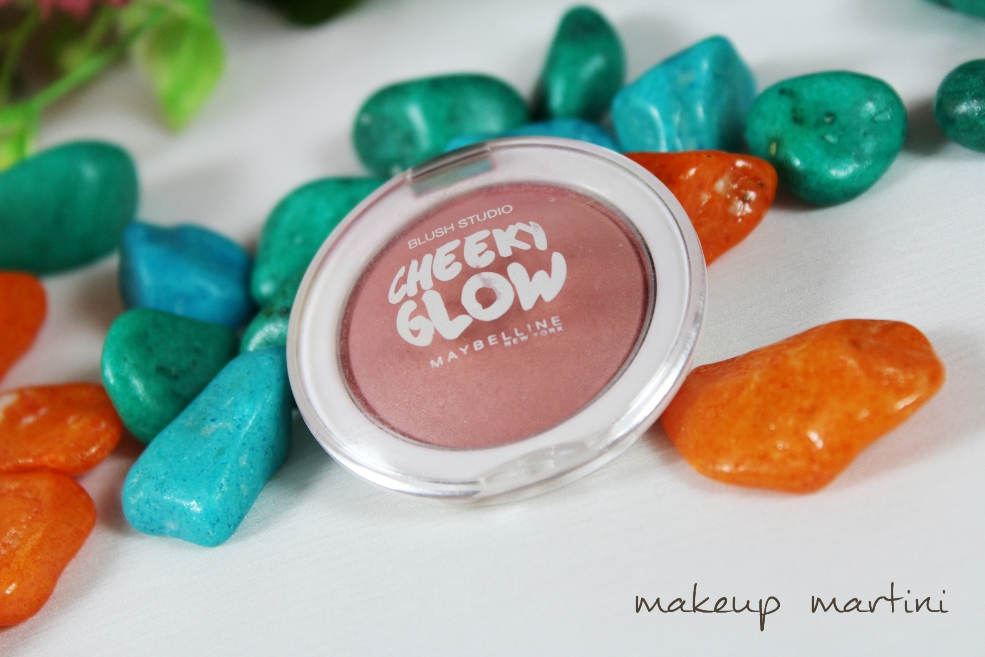 Maybelline Cheeky Glow in Creamy Cinnamon Review (3)