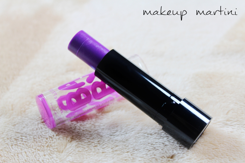 Maybelline Electro Pop in Berry Bomb Review (1)