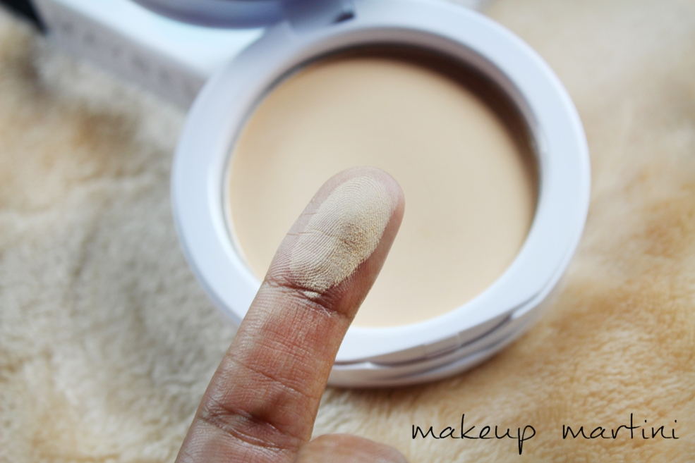 Maybelline White Superfresh in Shell Review (1)