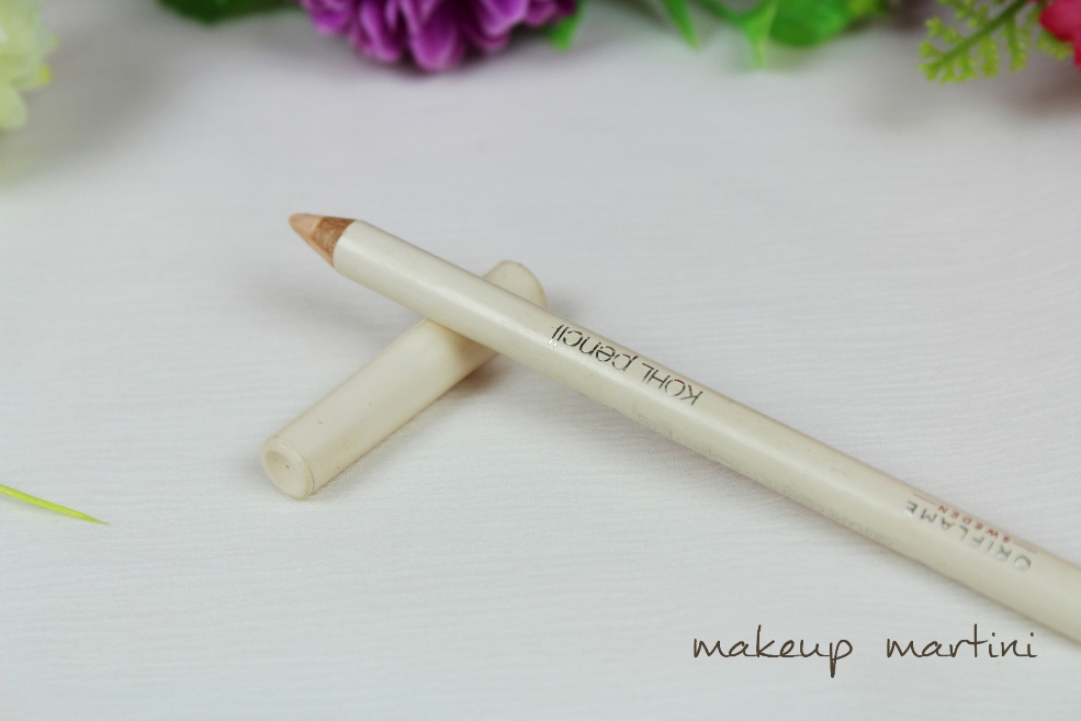 Oriflame Kohl in Nude Review (3)