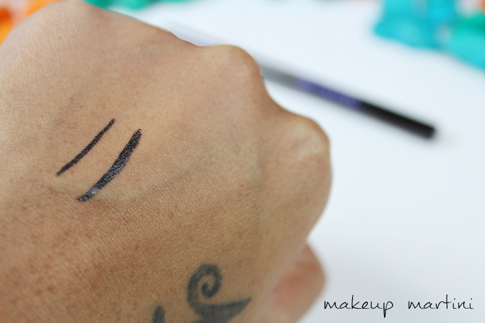 Urban Decay Ink For Eyes in Perversion Swatch