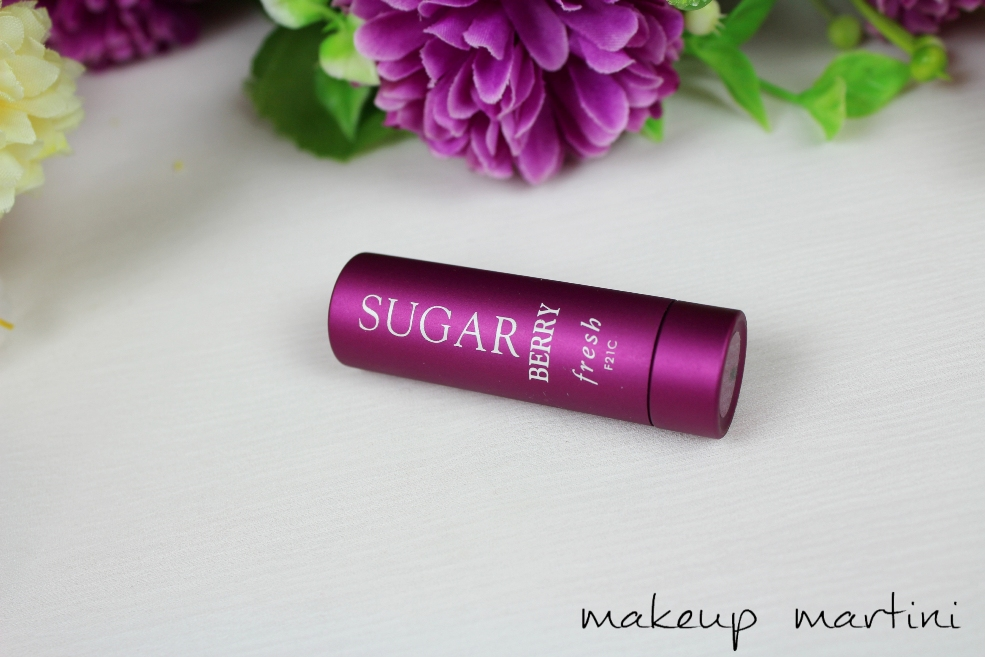 Fresh Sugar Berry Tinted Lip Treatment Review (3)