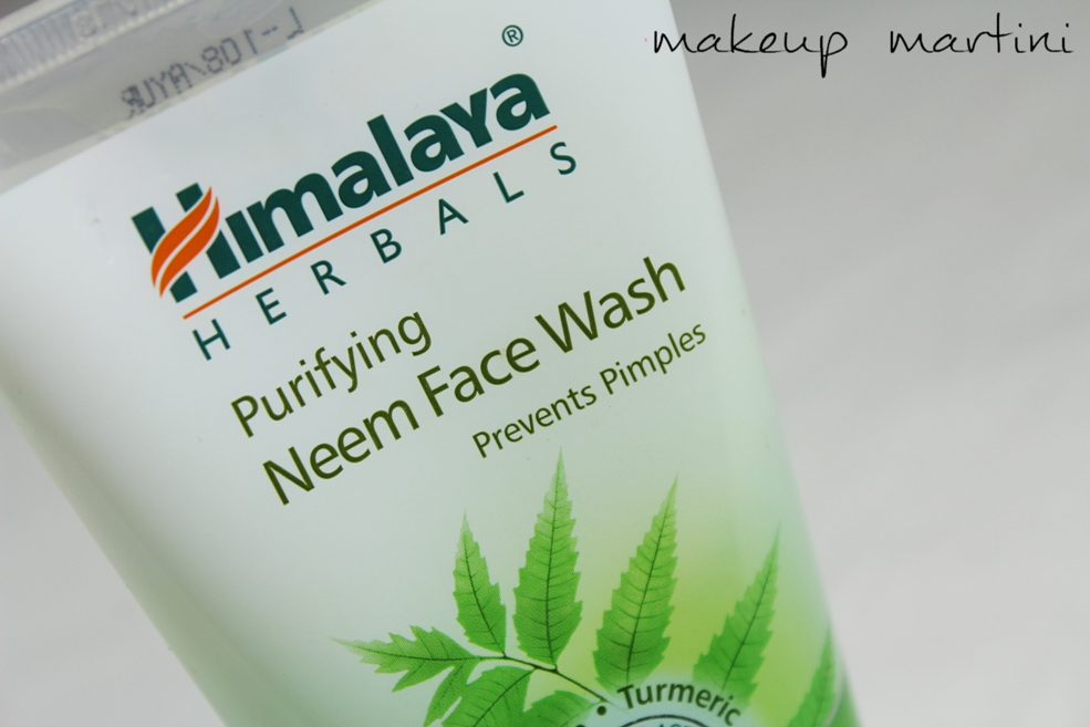 Himalaya Herbals Purifying Neem Face Wash Review (3)