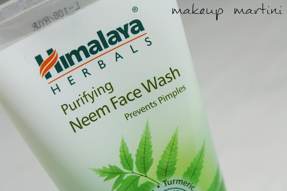 Himalaya Herbals Purifying Neem Face Wash Review (3)