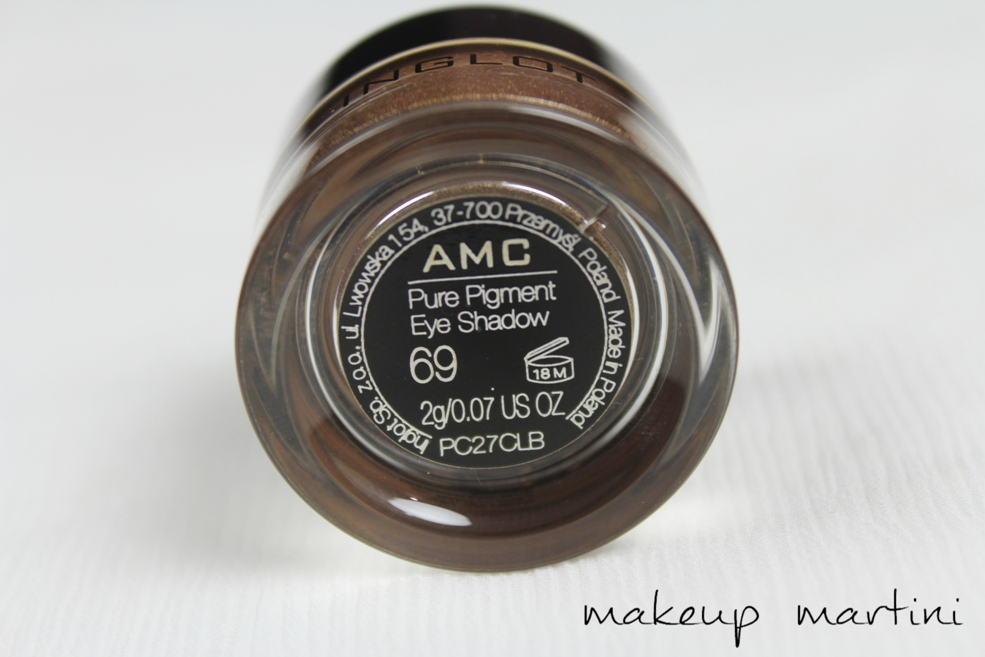 Inglot AMC Pigment in 69