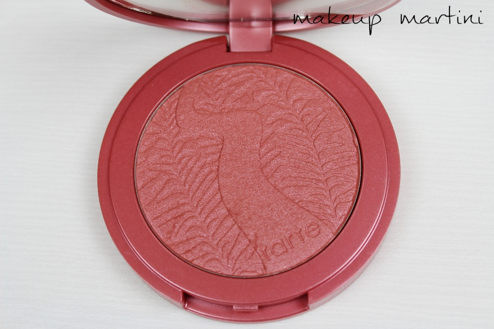 Tarte Amazonian Clay 12 Hour Blush in Savored Review (3)