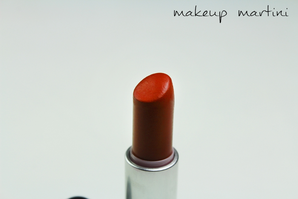 MAC Chili Lipstick Review and Swatches