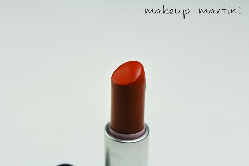 Popular MAC Lipsticks - MAC Chili Lipstick