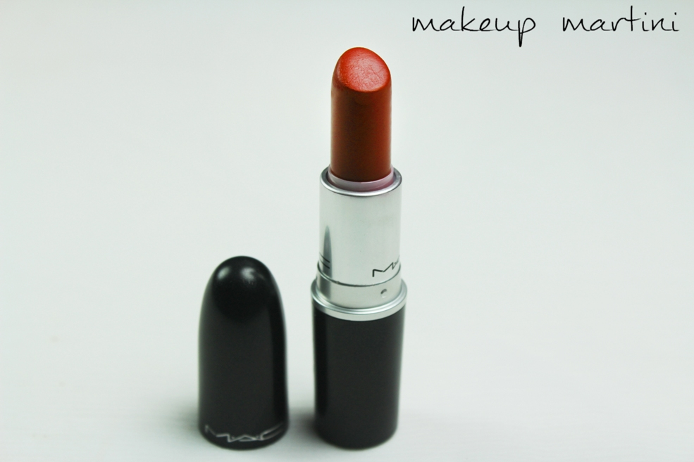 MAC Chili Lipstick Review