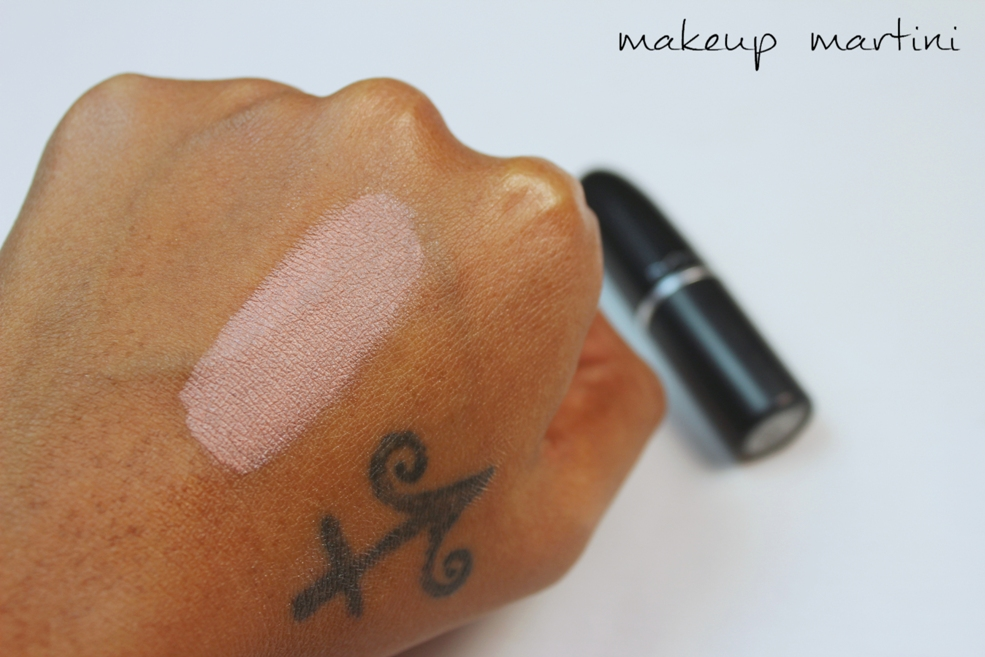 MAC Myth Lipstick Swatch1