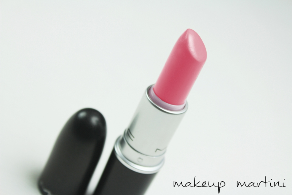 MAC Please Me Lipstick Review