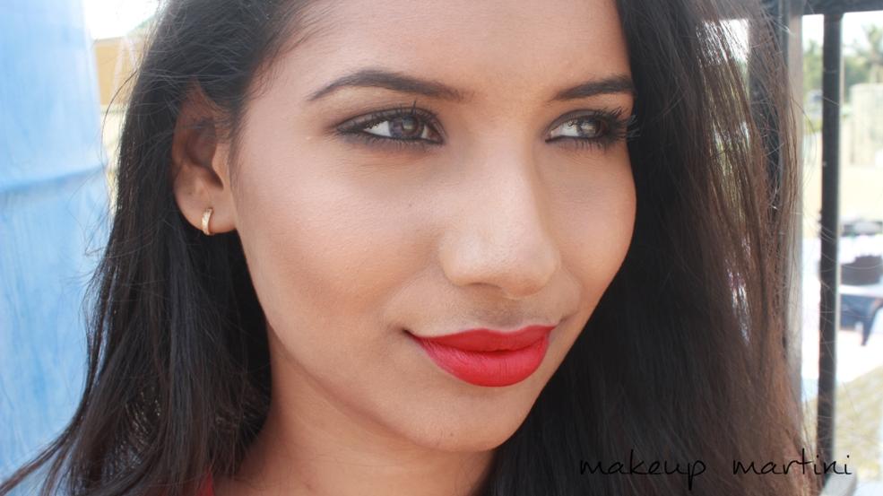 Mac Ruby Woo Lipstick Swatch Makeup
