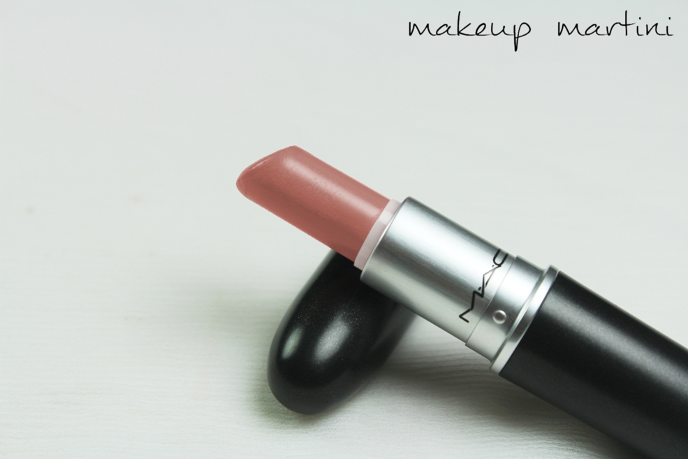 MAC Lipstick In Velvet Teddy Review
