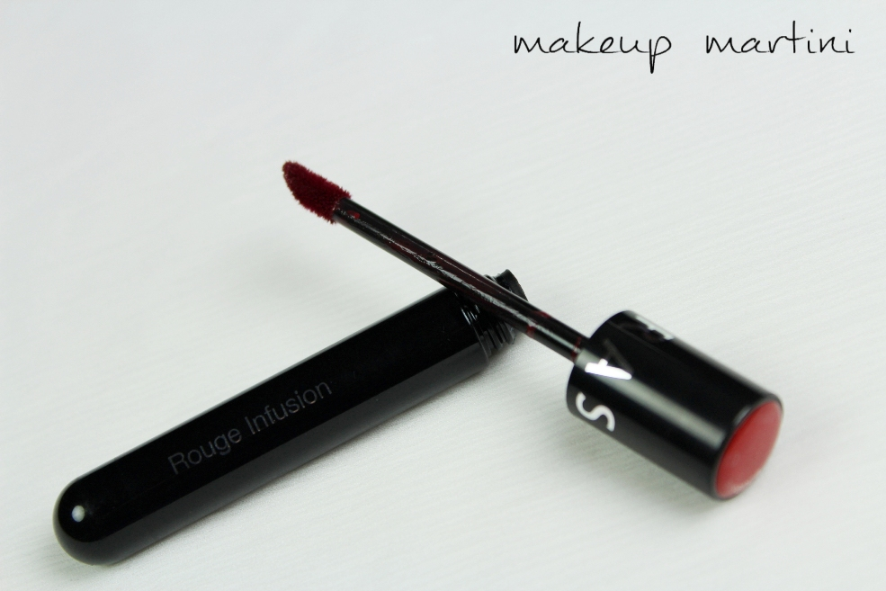 Sephora Rouge Infusion in Red Essence 10 Review
