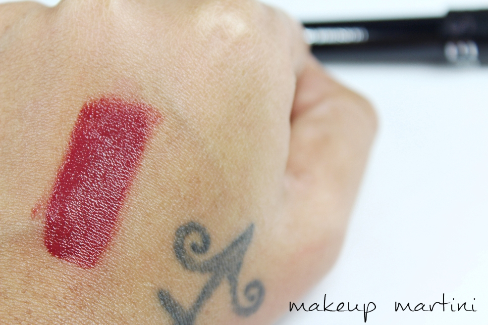 Sephora Rouge Infusion 10 Red Essence