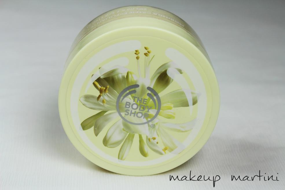 The Body Shop Moringa Cream Body Scrub Review (3)