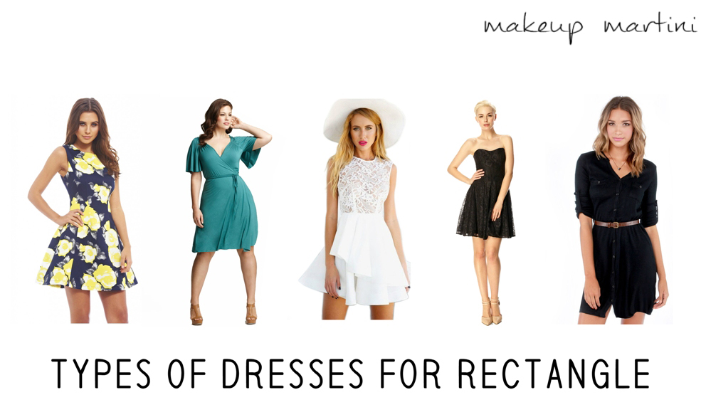 Types of Dresses for All Body Types (1)