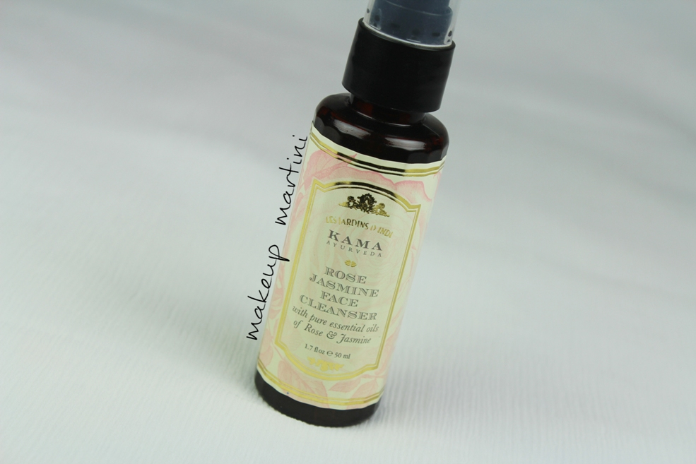 Kama Ayurveda Rose Jasmine Face Cleanser Review (1)