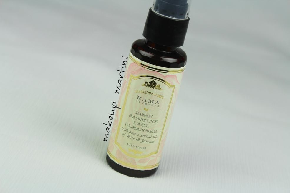 Kama Ayurveda Rose Jasmine Face Cleanser Review (1)