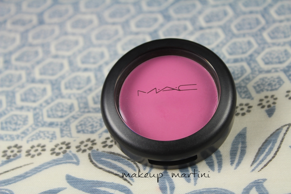 MAC Dollymix Blush Review