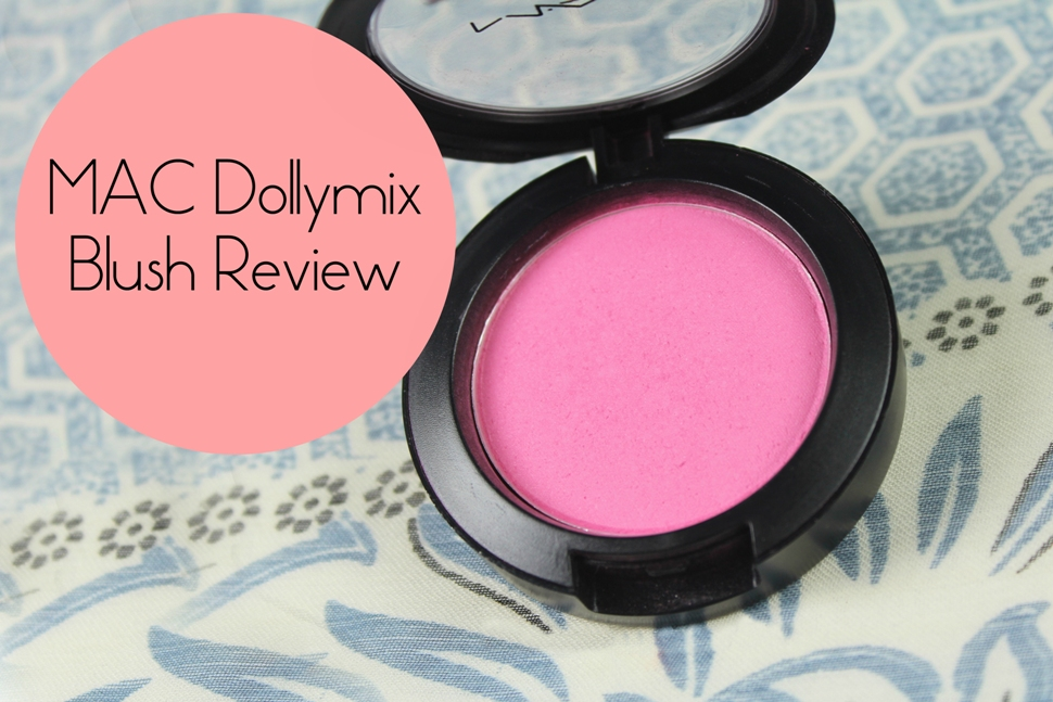 Mac Dollymix Blush Review Dupe Swatch Amp Price