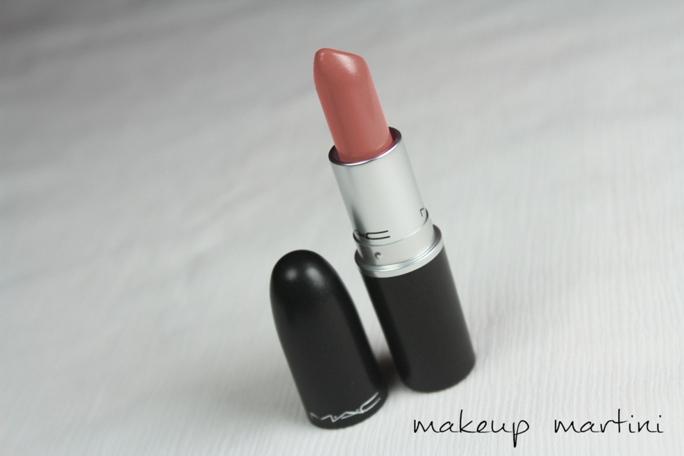 MAC Matte Kinda Sexy Lipstick review