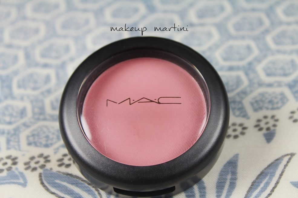 MAC Mocha Blush Review