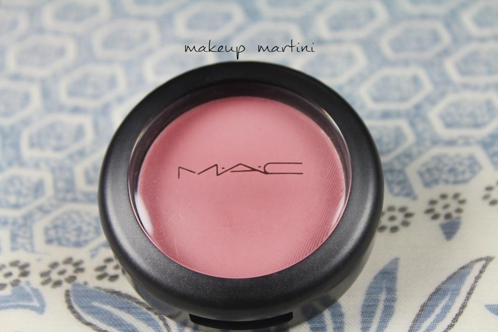MAC Mocha Blush Review