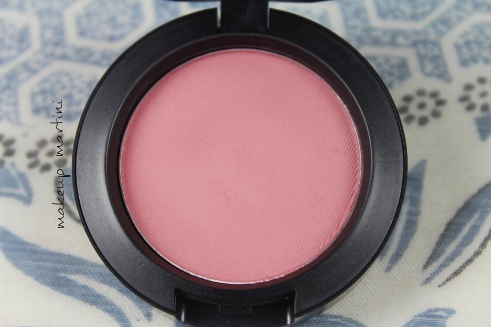 MAC Mocha Blush shade
