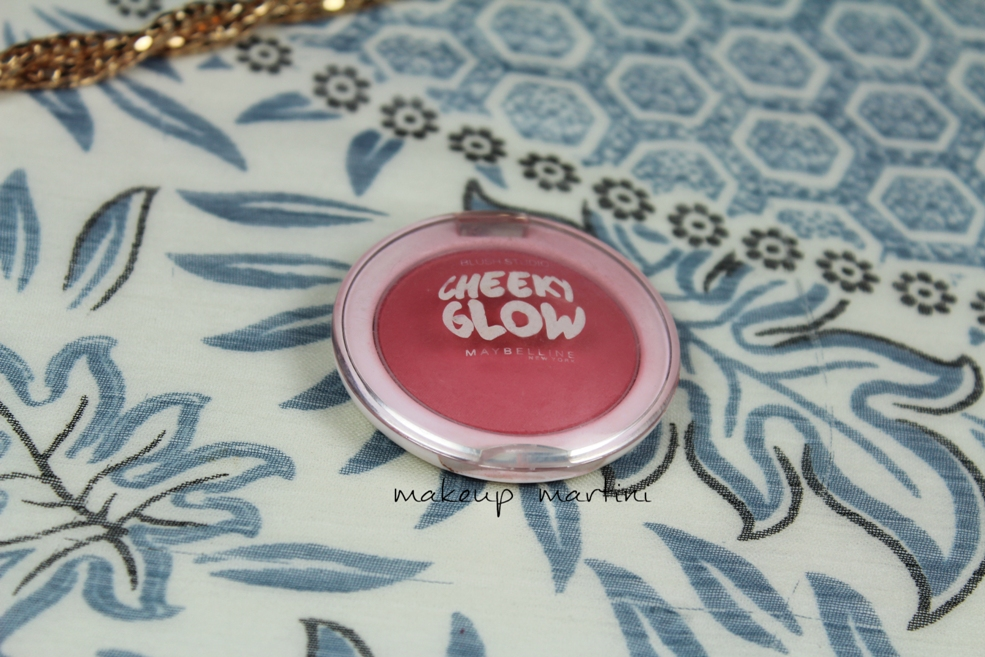 Maybelline Cheeky Glow Fresh Coral Review 1