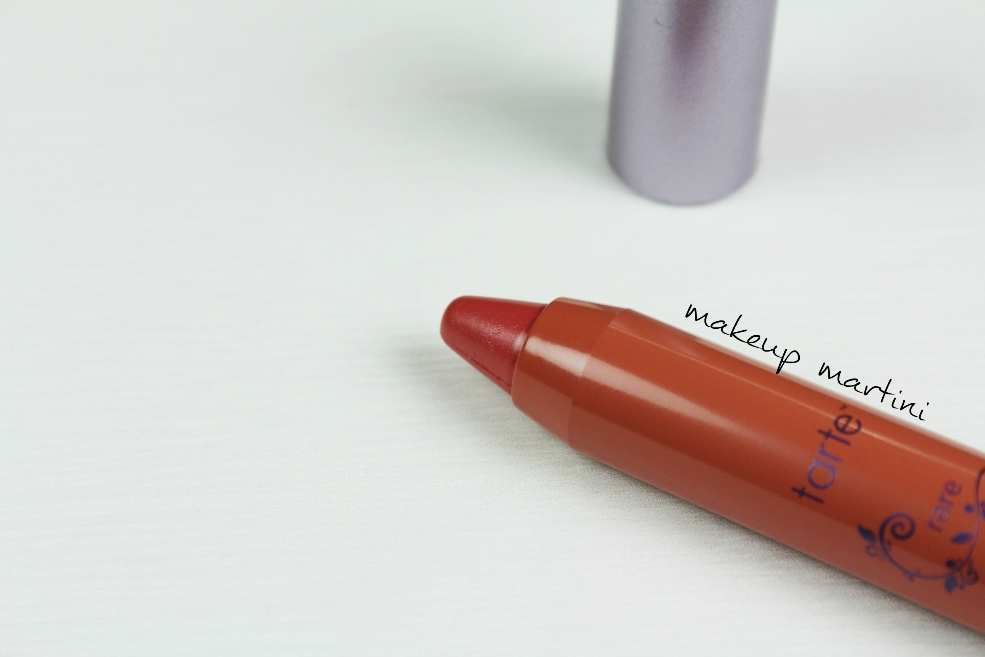 Tarte Cosmetics Lipsurgence Lip Creme in Rare Review