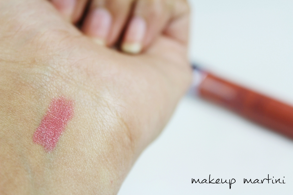 Tarte Cosmetics Lipsurgence Lip Creme in Rare Review (8)