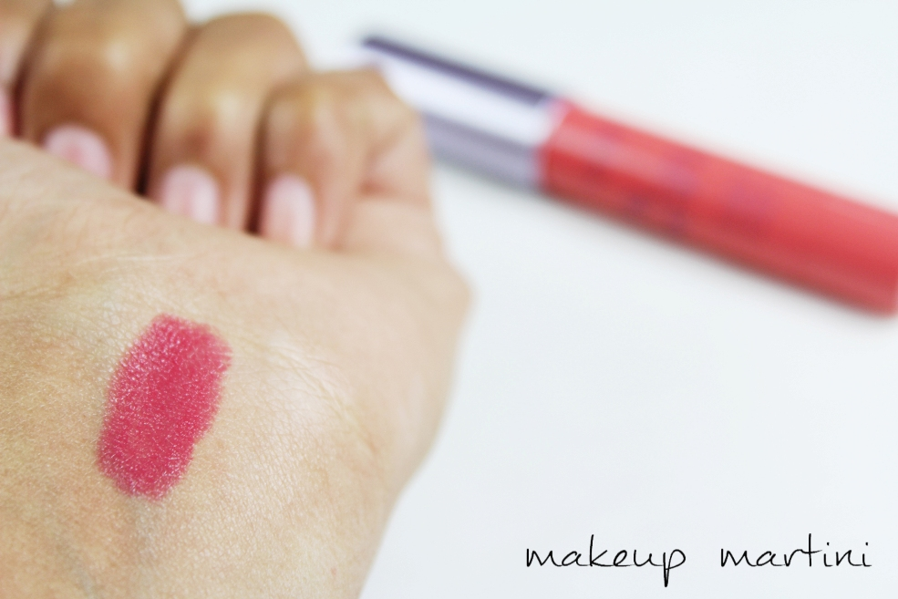Tarte Cosmetics Lipsurgence Lip Creme Wonder review