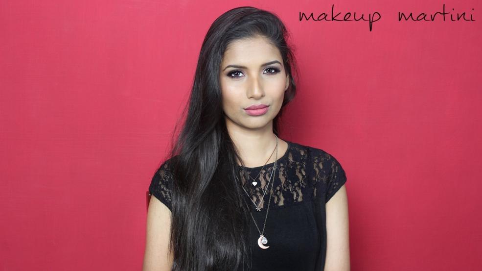Valentines day makeup tutorial (2)